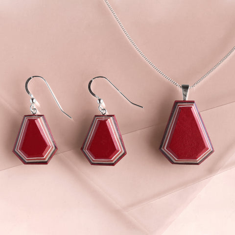 Ruby Paper Gems ◆ Gift Set