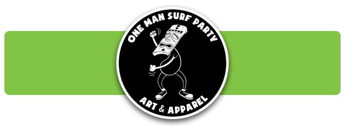 One Man Surf Party
