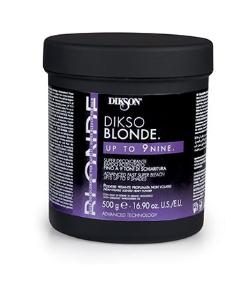 DIKSOBLONDE Advanced Fast Super Bleach (up to 9 shades) 500g