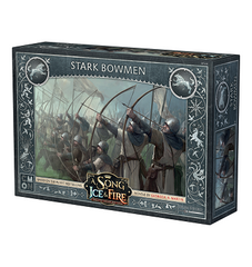 A Song of Ice & Fire: Tabletop Miniatures Game - Stark Bowmen
