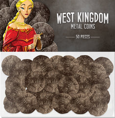 Architects of the West Kingdom: Metal Coins
