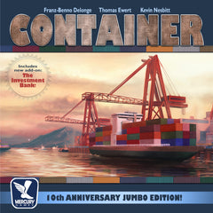 Container: 10th Anniversary Jumbo Edition!