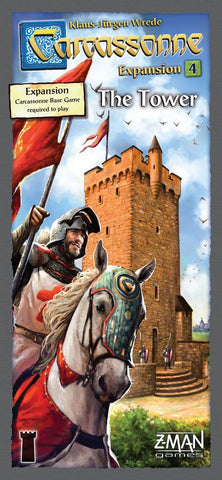 Carcassonne: The Tower (New Edition)