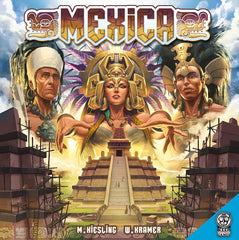 Mexica (Dutch Edition) (Import) (Include English/French Rulebook)