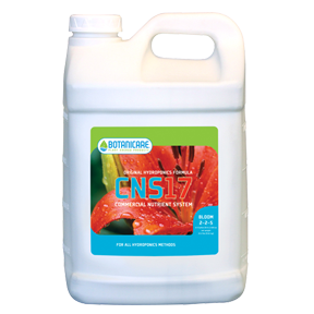 Botanicare CNS17 Hydroponic Bloom Gallon (4/Cs)