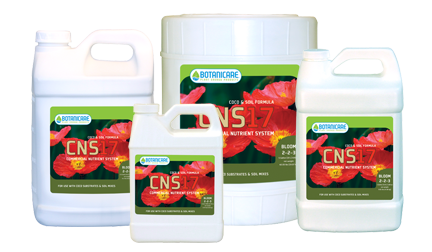 Botanicare CNS17 Coco Bloom Quart (12/Cs)