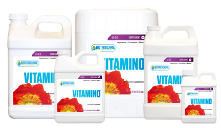 Botanicare Vitamino 2.5 Gallon (2/Cs)