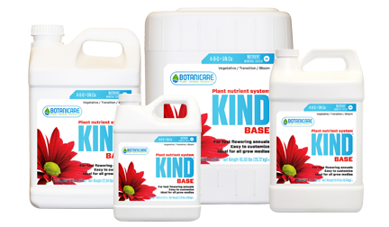 Botanicare Kind Base Gallon (4/Cs)