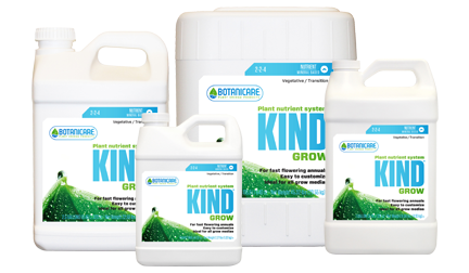 Botanicare Kind Grow Quart (12/Cs)