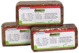 Cocogro Premium Organic Soilless Grow Media Brick