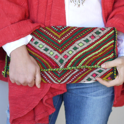 The Sally Clutch