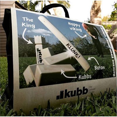 Kubb - Outdoor Family Game