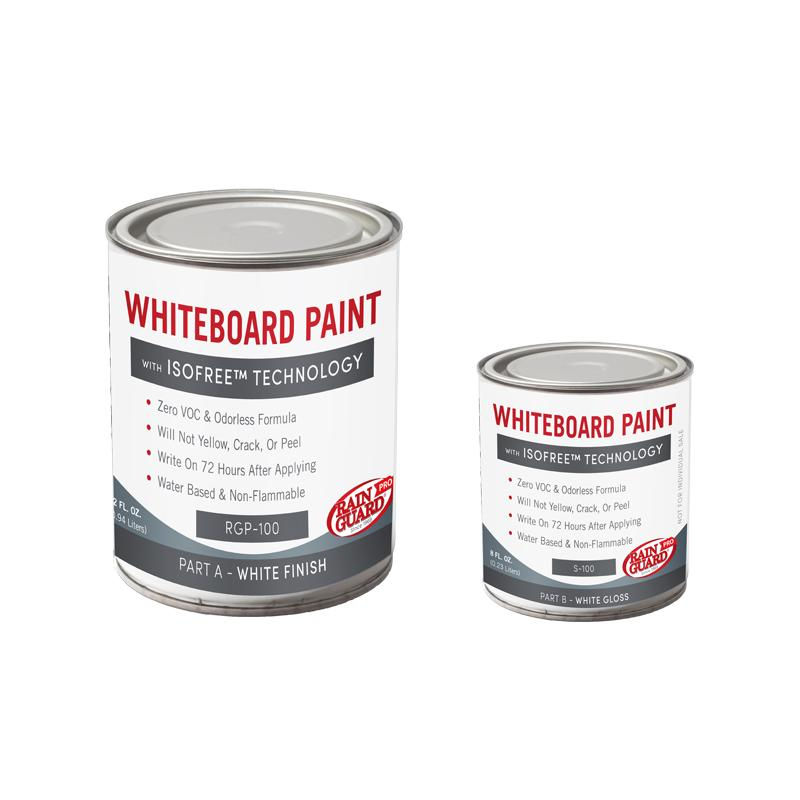 Dry Erase Whiteboard Paint White Gloss
