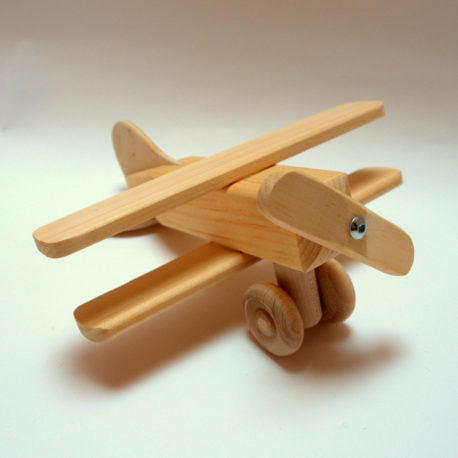Wood Gypsy Moth Plane