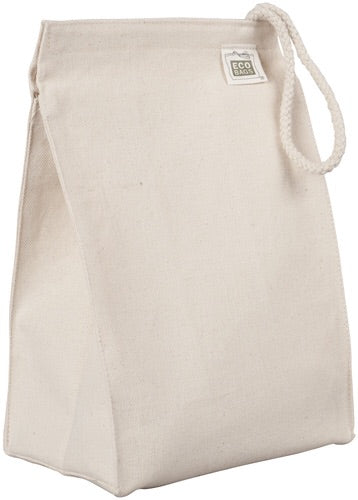 Recycled Cotton Canvas Lunch Bag