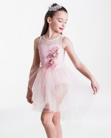 (PRE-ORDER*) Studio 7, Angelic Lyrical Dress, PALE PINK, CHD20
