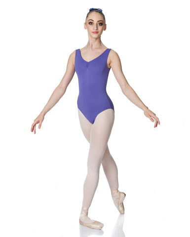Studio 7, Thick Strap Leotard, Adults, TAL01