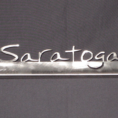 Saratoga Multi Hook Wall Mount Love Is In New York