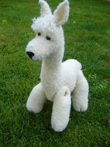 Alpaca Toy Kit DK - 8 Ply Wool Equivalent