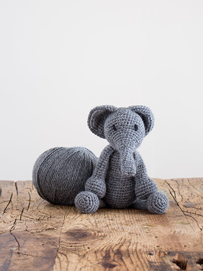 Toft Toy Crochet Kit - Bridget the Elephant