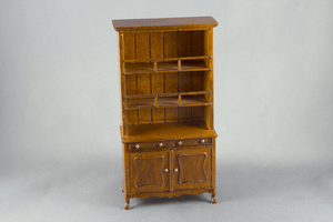 Country French Hutch - Default Title - Dollhouse Alley