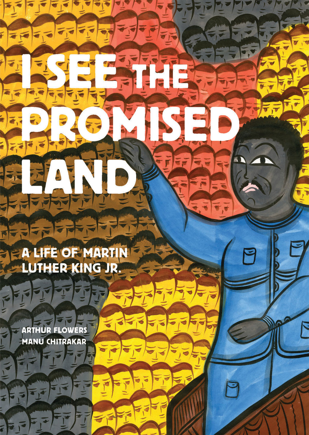 I See the Promised Land Signed Hardcover Edition
