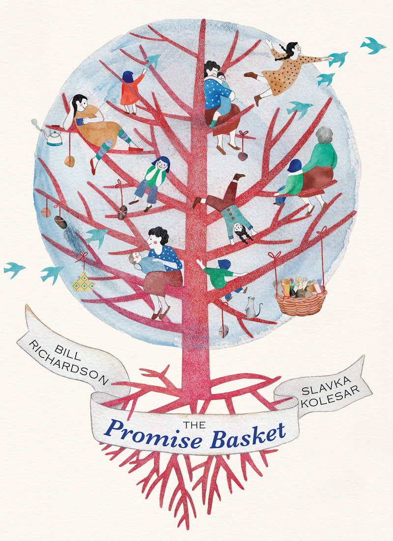 Cover of The Promise Basket