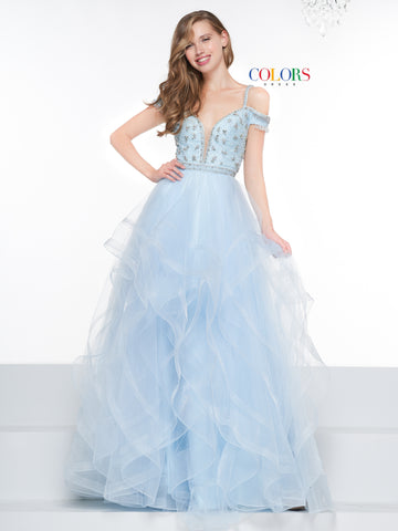 Colors Dress 2069