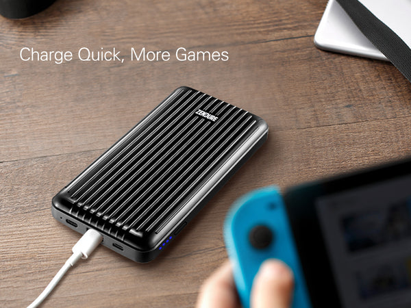Portable charger for gaming