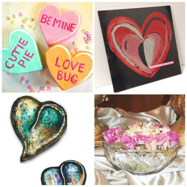 Valentine's Day Project Ideas with Heart
