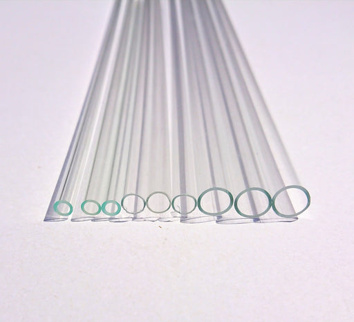 Clear Tubes - chockadoo