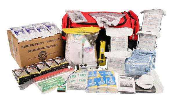 10 Person Basic Corporate Emergency Kit