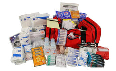 25 Patient Deluxe Medical Kit (797 pieces)