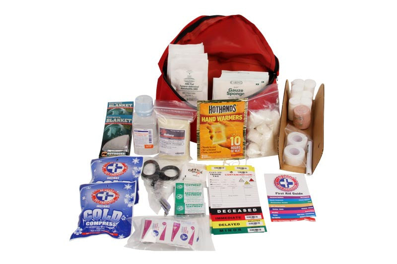 7-10 Patient Kit Deluxe Medical Kit (148 pieces)