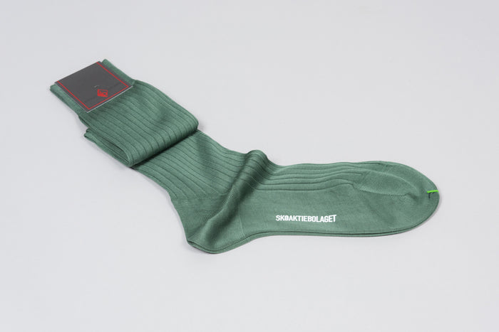 Sozzi  Cotton Socks - Green