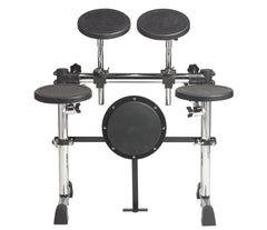 Gibraltar GPO8 5 Piece Practice Pad Kit on Gibraltar Rack