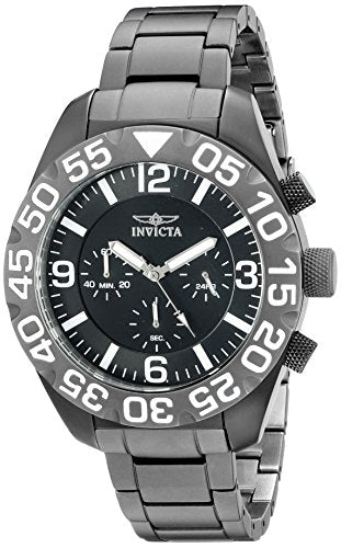 Invicta Men's 20455 TI-22 Analog Display Quartz Grey Watch