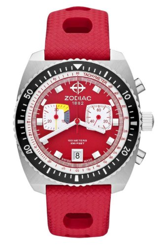 ZODIAC Limited Edition - Sea Dragon Reissue ZO3008