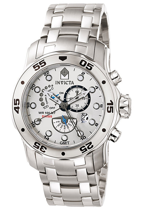 Invicta 6088 Men's Pro Diver Multi-Function Stainless Steel