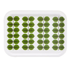 BERSÅ, GREEN - TRAY RECT.