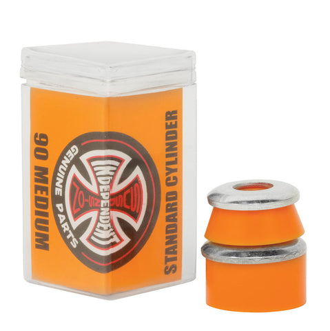 Independent Cylinder Bushings Medium 90a Orange
