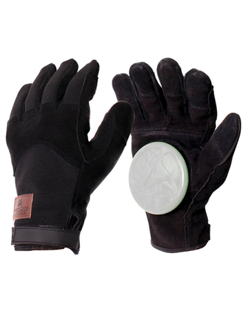 Landyachtz Freeride Gloves Black