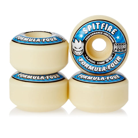 Spitfire Formula Four Wheels Classic 99a 53mm