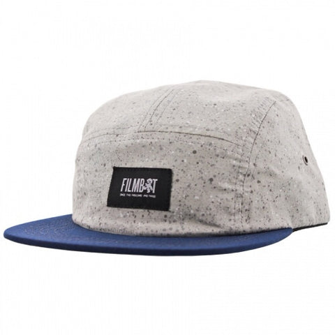 Filmbot Concrete 5 Panel Hat