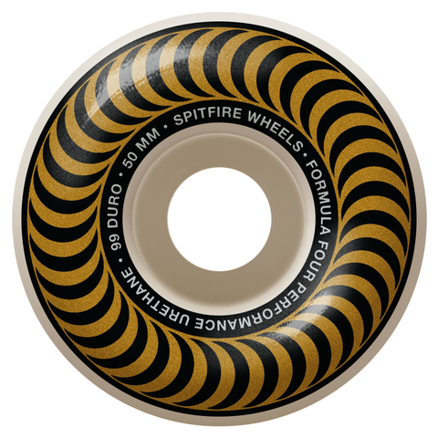 Spitfire Wheels Formula 4 Classics 101a 50mm