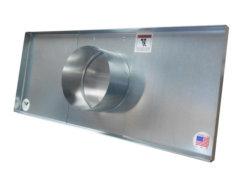 6 Inch Window Vent by Vent Works