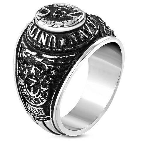 US Navy Biker Ring