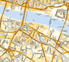 Map Wallpaper - Custom Ordnance Survey Street Map - Love Maps On... - 3