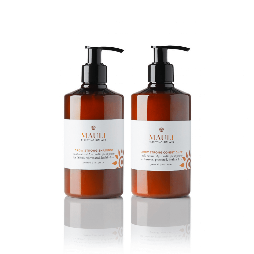 GROW STRONG SHAMPOO & CONDITIONER