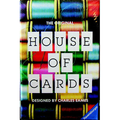 Eames House of Cards - Small Inset